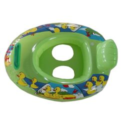 Baby Pool Chair Ikea Club Chairs Child Swimming Boat Inflatable Safety Seat Float