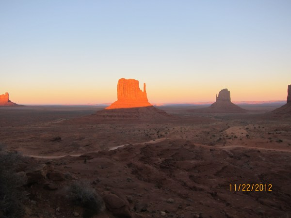 Monument Valley - more