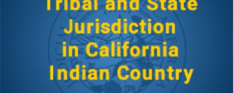 California Public Law 280 State Jurisdiction Vs Tribal Law in California indian countryPublic Law 280 State Jurisdiction Vs Tribal Law in California indian country