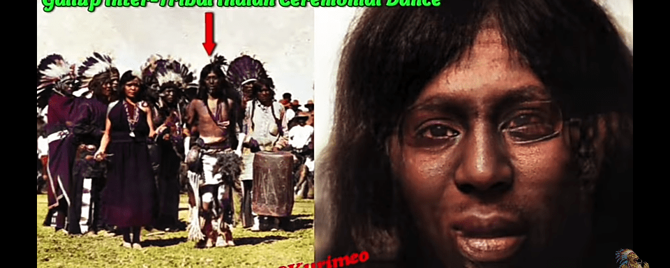 """Watch """"PART #1 – Real American Indian Photos Colorized For The First Time Ever ! Tribal Music Meditation"""" on YouTube"""