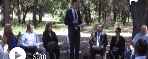 Hear Gavin Newsom apologize on California's behalf to native tribes for slaughters of ancestors