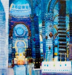 603c6102d45e53a3aad154fb6617f919--art-bleu-moroccan-art