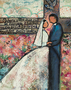 ecclesiastes-4-12-wedding-art-jen-norton