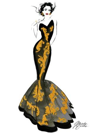 melody-owens-fashion-illustration-mermaid-dress-art-drawing