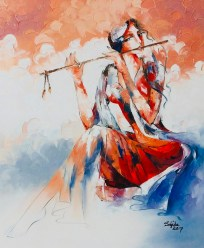 young-lady-playing-flute-sajida-hussain 2