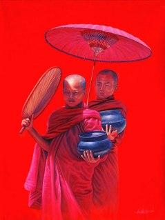 Aung Kyaw Htet - Tutt'Art@