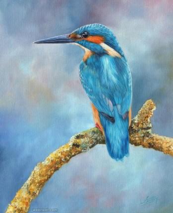 9-bird-painting-bykingfisher-david-stribbling
