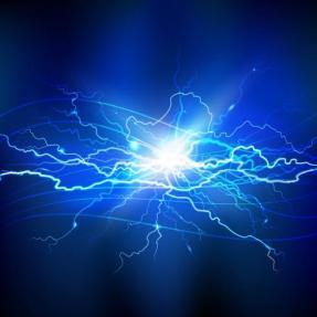 blue-lightning-background-vector