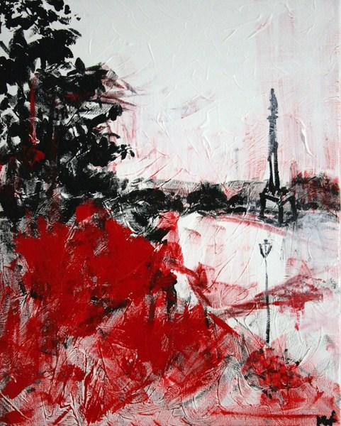 kalemegdan white black red