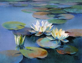 Waterlilies_-_14
