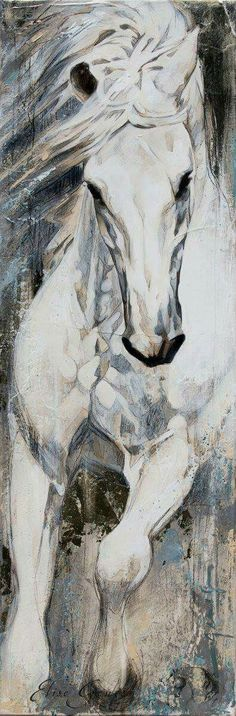 153f55698fc24e52fe20d81f157ae8be--horse-paintings-elise