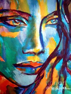 357a37c6bdeb84437d4ef16c6e07c3ee--abstract-portrait-abstract-paintings