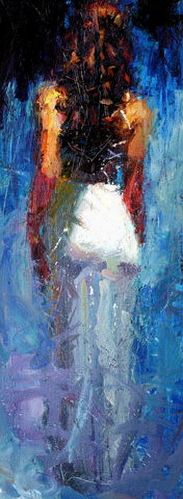 Henry Asencio 1972 - Ameican Abstract Expressionists painter - Tutt'Art@ (1)