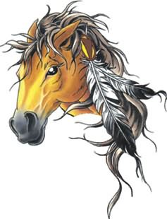 horse-feathers-tattoo-sample