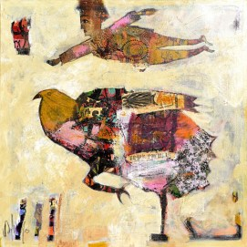 oeuvre-d-art-contemporain-homme-oiseau-valerie-depadova-figuratif