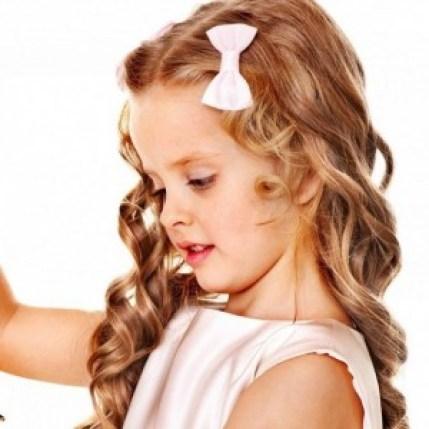 Прически для девочек на длинные волосы1