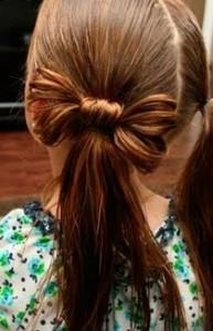 Прически для девочек на длинные волосы26