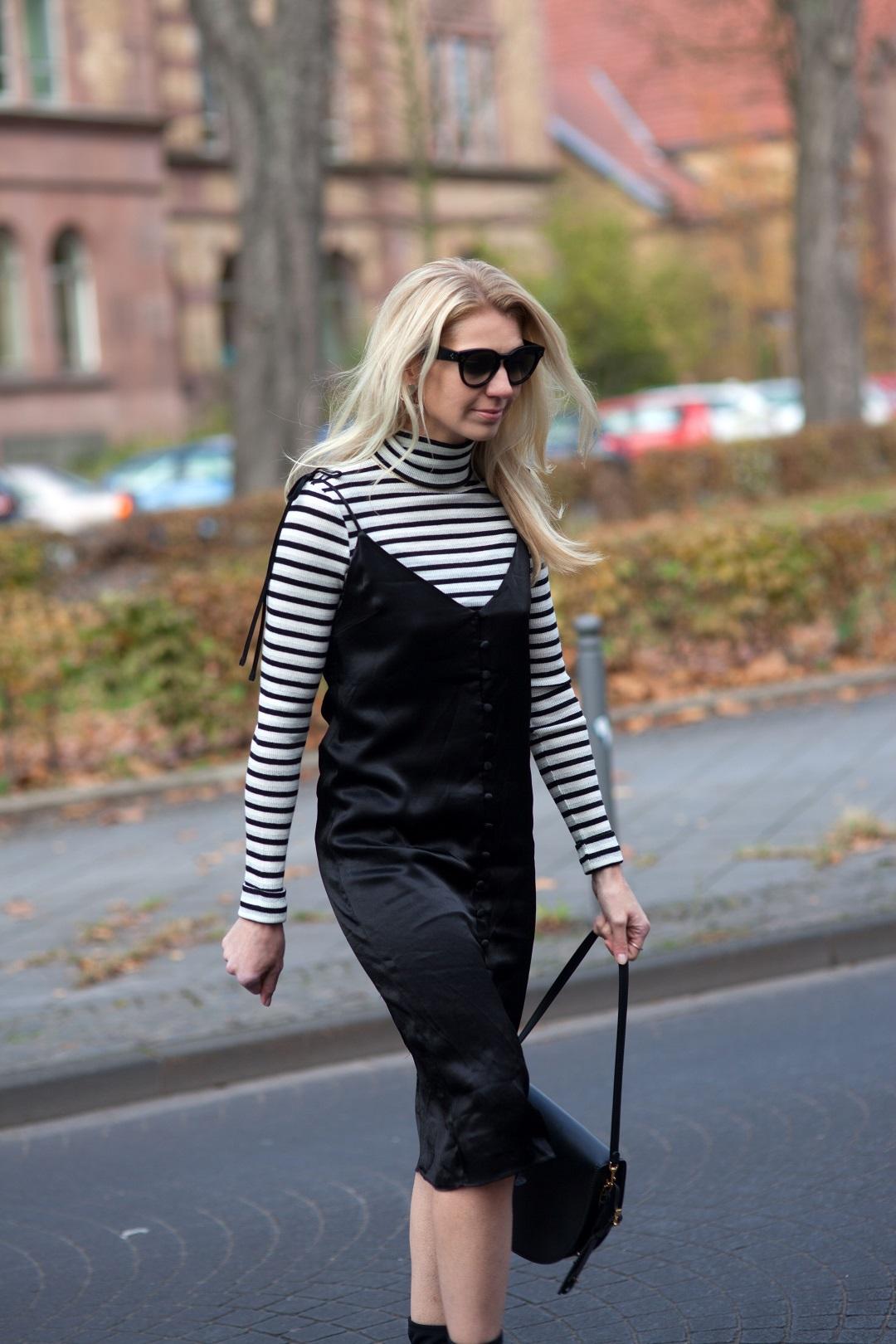 Der Slip Dress Trend Céline Sonnenbrille