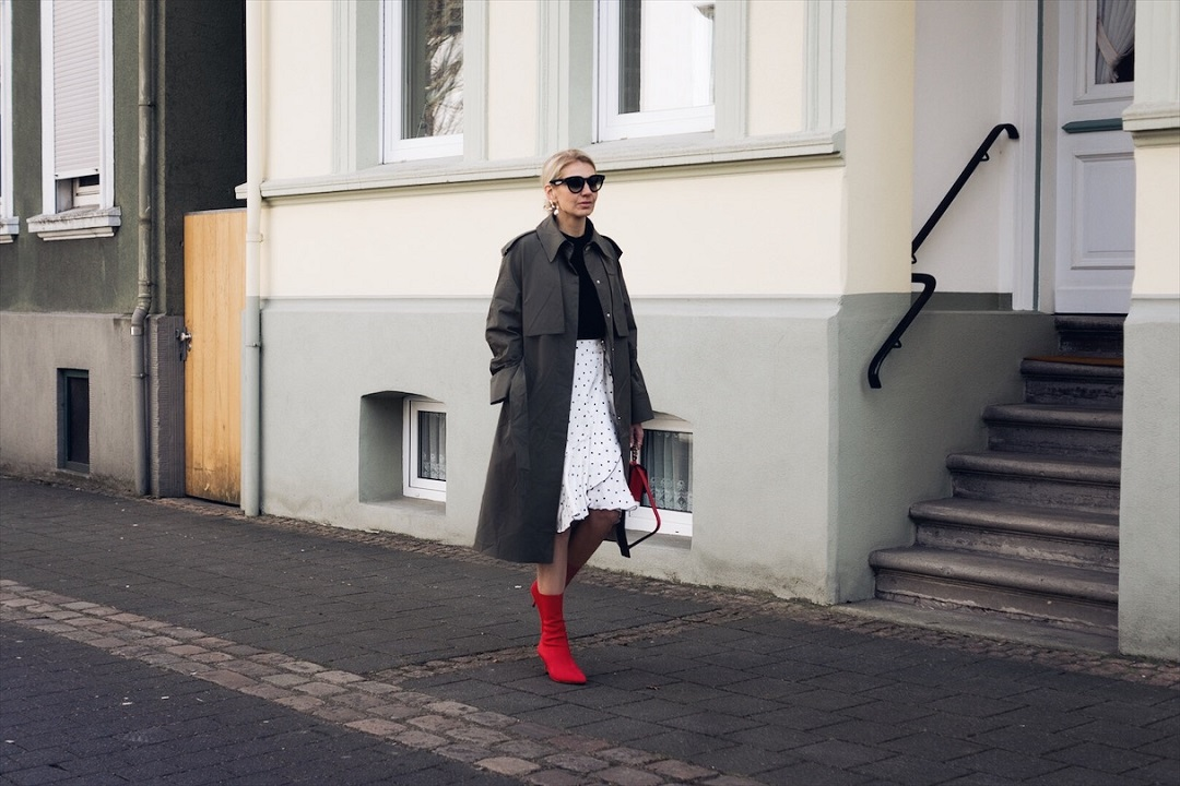 What to wear now in March...Get some styling tipps