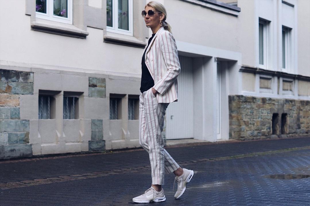 Sandro Hosenanzug für einen casual Look