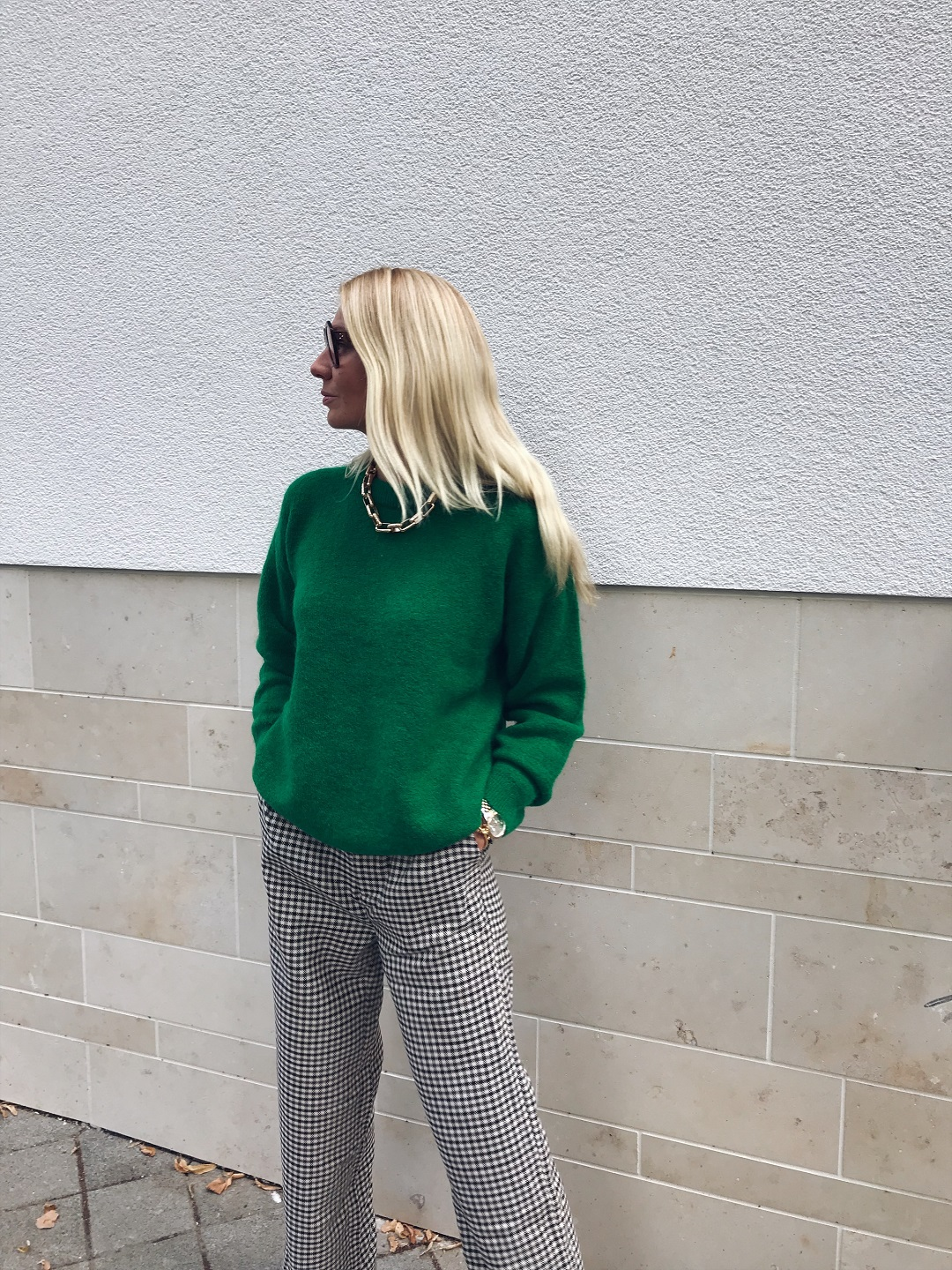 Designers Remix green sweater