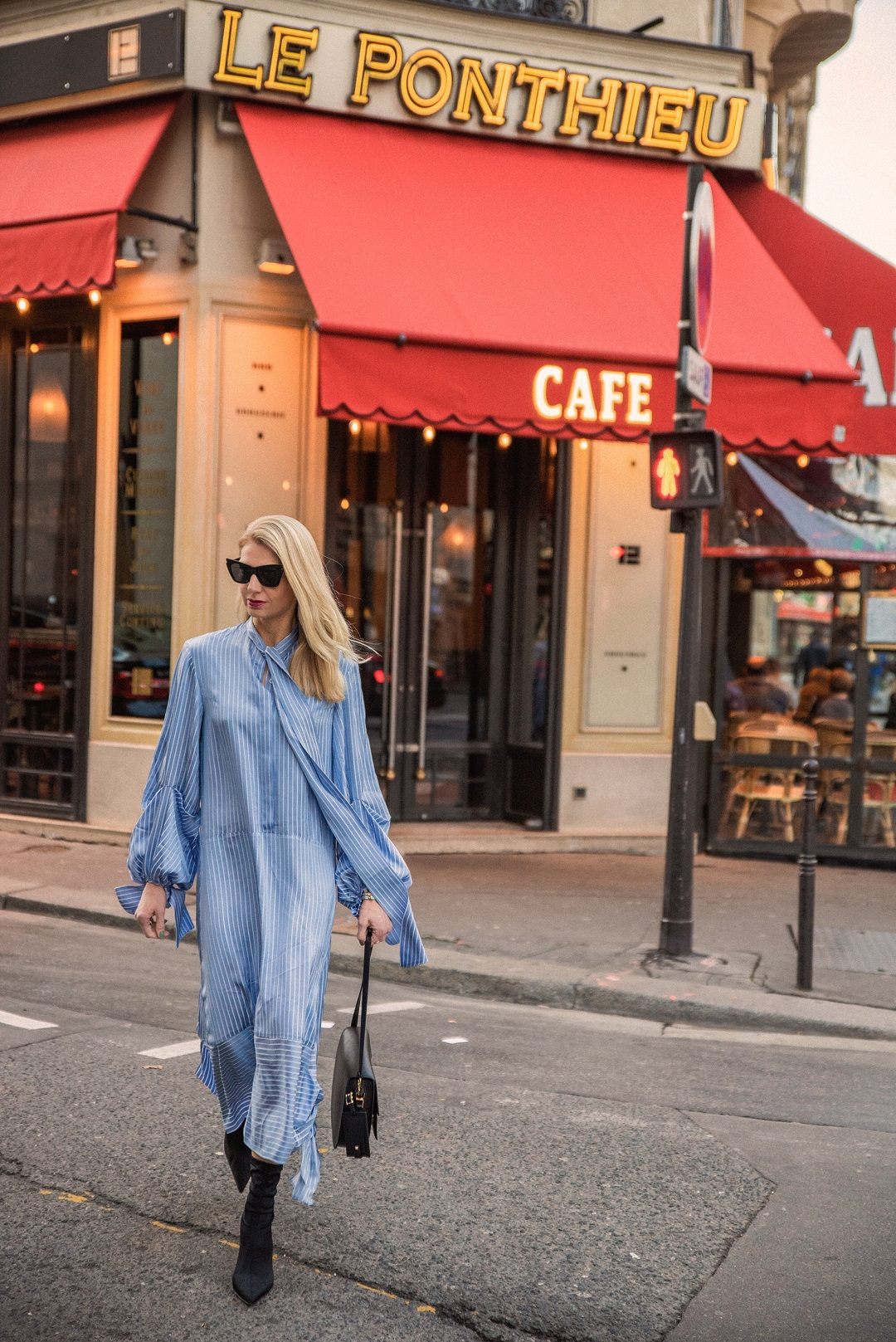 How to style a midi dress this spring