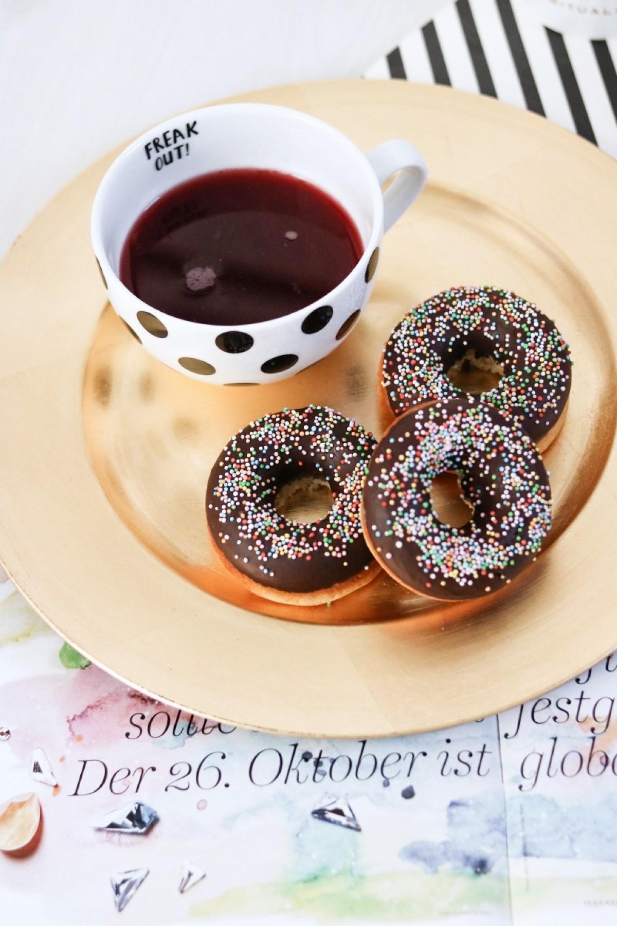 Instagram, Algorithmus, Flatlay, Donuts, Blog