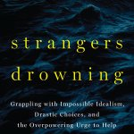Book cover of strangers drowning