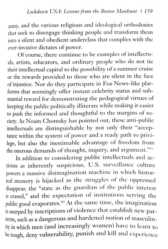 p. 159 text from The Violence of Organized Forgetting