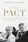 book jacket featuring photo of Bill Clinton and Newt Gingrich