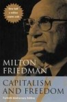 book jacket photo of Milton Friedman