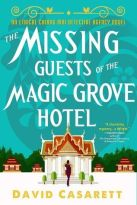 book jacket graphic of Thailand hotel