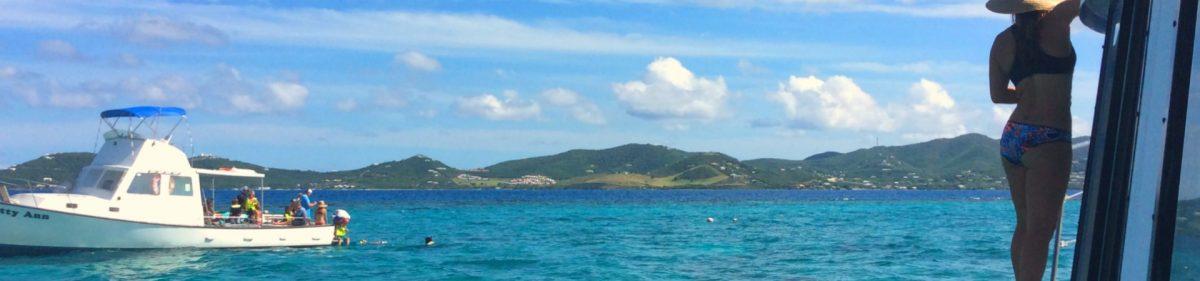 Get Wet! Snorkel, Scuba, Kayak, Fish and more!