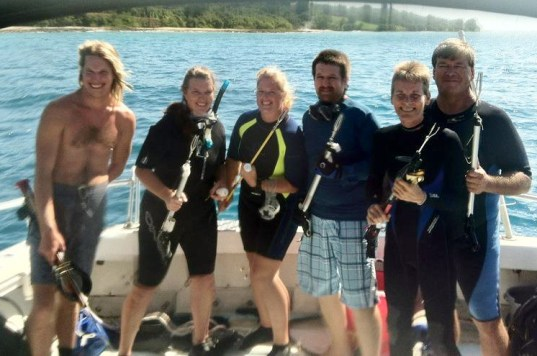 Lionfish Hunters St Croix