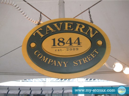 Taste of St Croix Tavern 1844