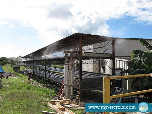 Cruzan Rum Factory Tour St Croix