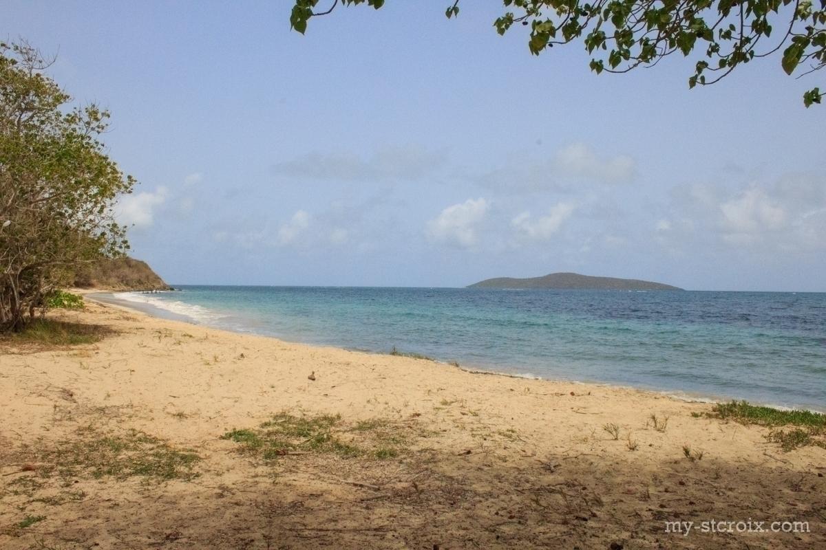Smugglers Cove Beach St Croix