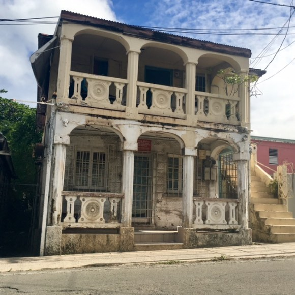 Danish Architecture Christiansted