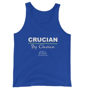 Crucian by Choice Unisex Tank Top