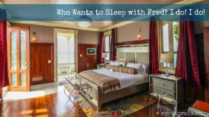 Sleep with Fred My St Croix