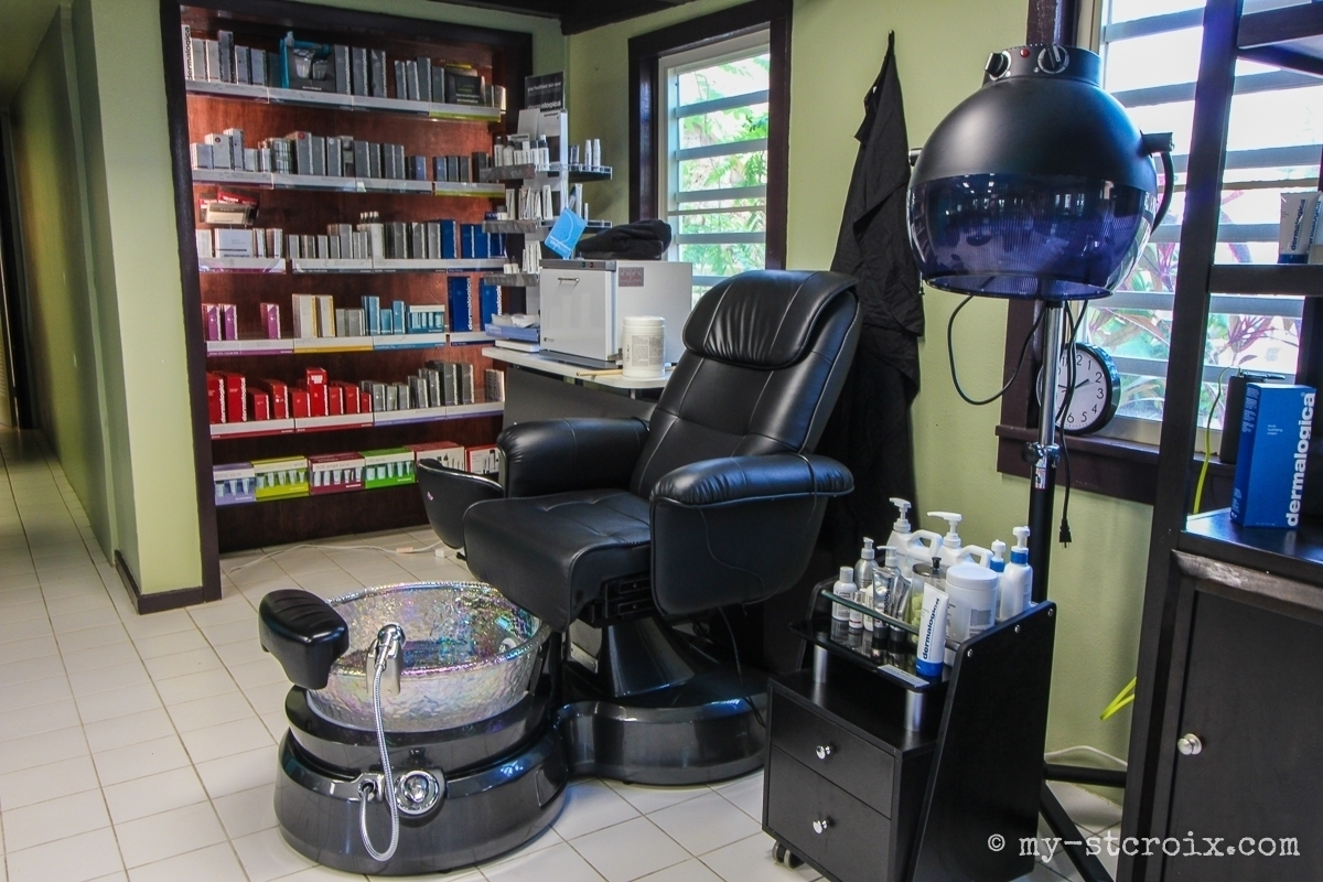 Relax with Fred pedicures