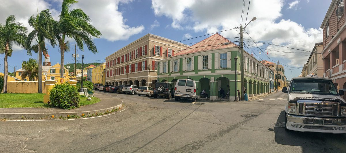 King Street Christiansted