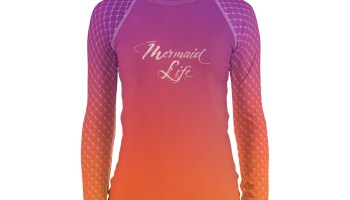 STX Teal Men's Rash Guard | My St Croix