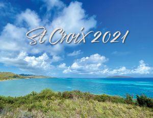 2021 St Croix Calendar Cover