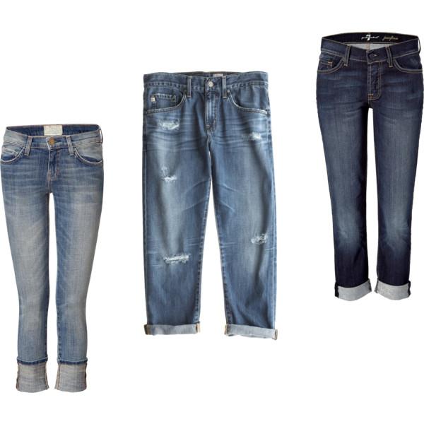 Fab Boyfriend Jeans