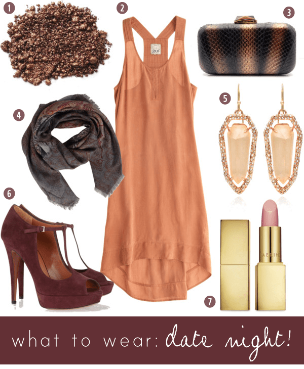 Style Therapy- What to Wear- Date Night
