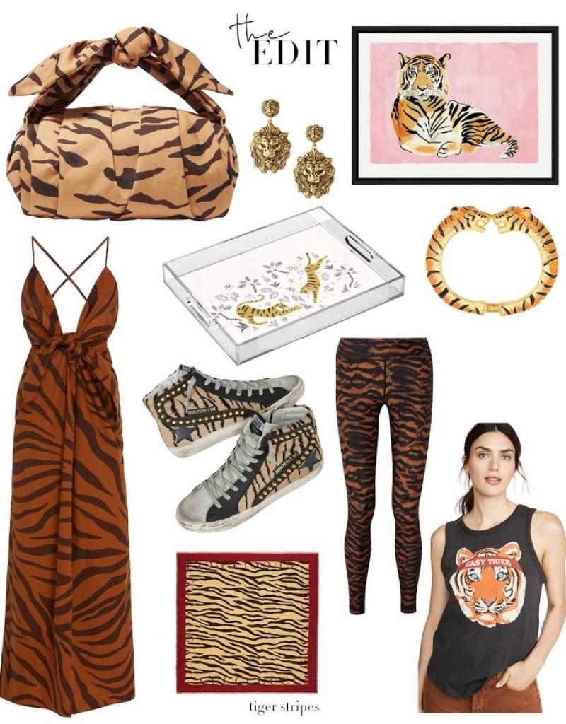 The Edit: Tiger Stripes