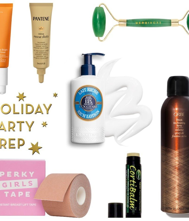 A Girl's Guide: Holiday Party Prep