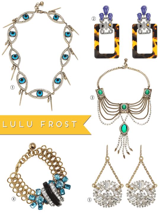 Designer Spotlight Lulu Frost