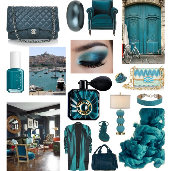 The Real Teal